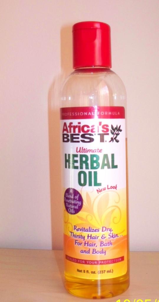 Africa's Best Herbal Oil