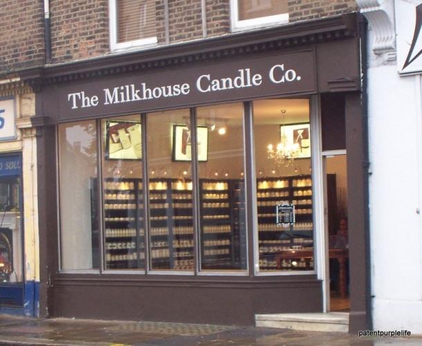 Milkhouse Creamery Candles